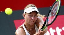 Samsonova completes remarkable week by winning German Open