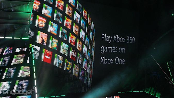 Here's how Xbox One backward compatibility works