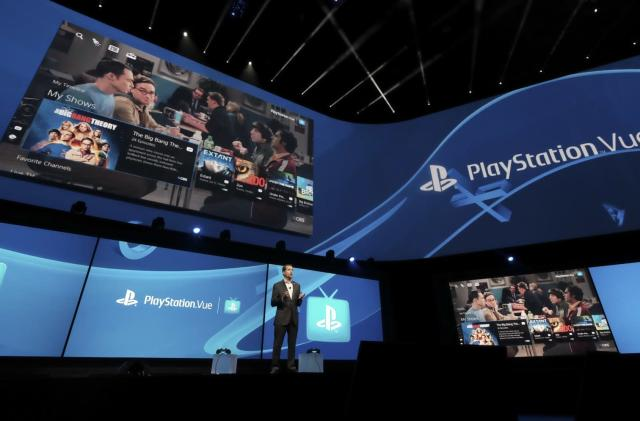 Sony will shut down PlayStation Vue in January 2020
