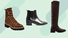 9 pairs of all-weather boots that don't look like snow boots
