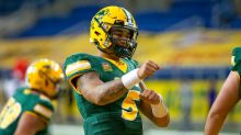 NFL Draft experts on possible 49ers' pick Trey Lance: 'Most interesting of these QBs'