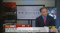 R.R. Donnelley CEO: Our customers are #1