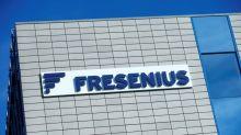 Fresenius Medical says fourth-quarter operating profit up 3%