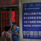 World shares rise on optimism around Trump-Xi meeting