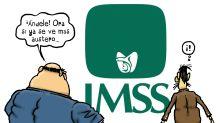 Así quedó el IMSS con unos meses de Cuarta Transformación
