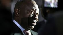 South Africa's newly-elected Ramaphosa promises to work for all
