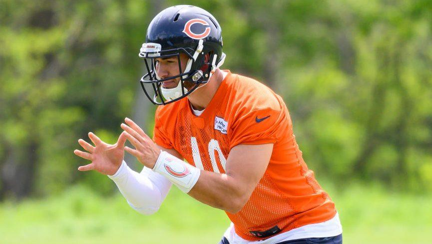PFT 2019 storyline No. 7: Can Mitchell Trubisky take the Bears to the next level?