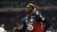 Victor Osimhen completes Napoli transfer after impressing for Lille in Ligue 1
