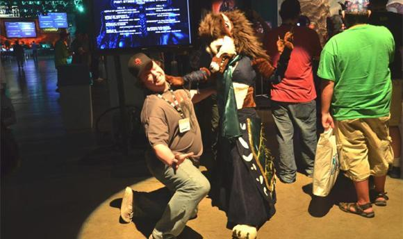 Drama Mamas: Don't be caught being That Guy at BlizzCon