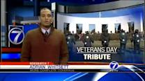 Veterans honored at Omaha ceremony