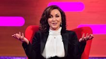 Strictly's Shirley Ballas was hand-delivered a picture of her own grave being dug