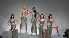 La campagna Versace 2018, le Top Model di ieri e di oggi insieme