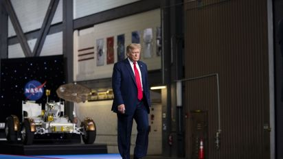 Trump campaign not happy about electoral map