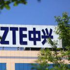 China's ZTE slams U.S. ban, says company's survival at risk