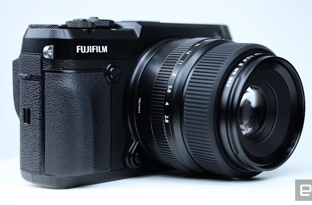 Fujifilm's app turns your X series and GFX cameras into webcams