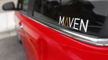 GM Maven car-sharing stops serving 8 N. American markets