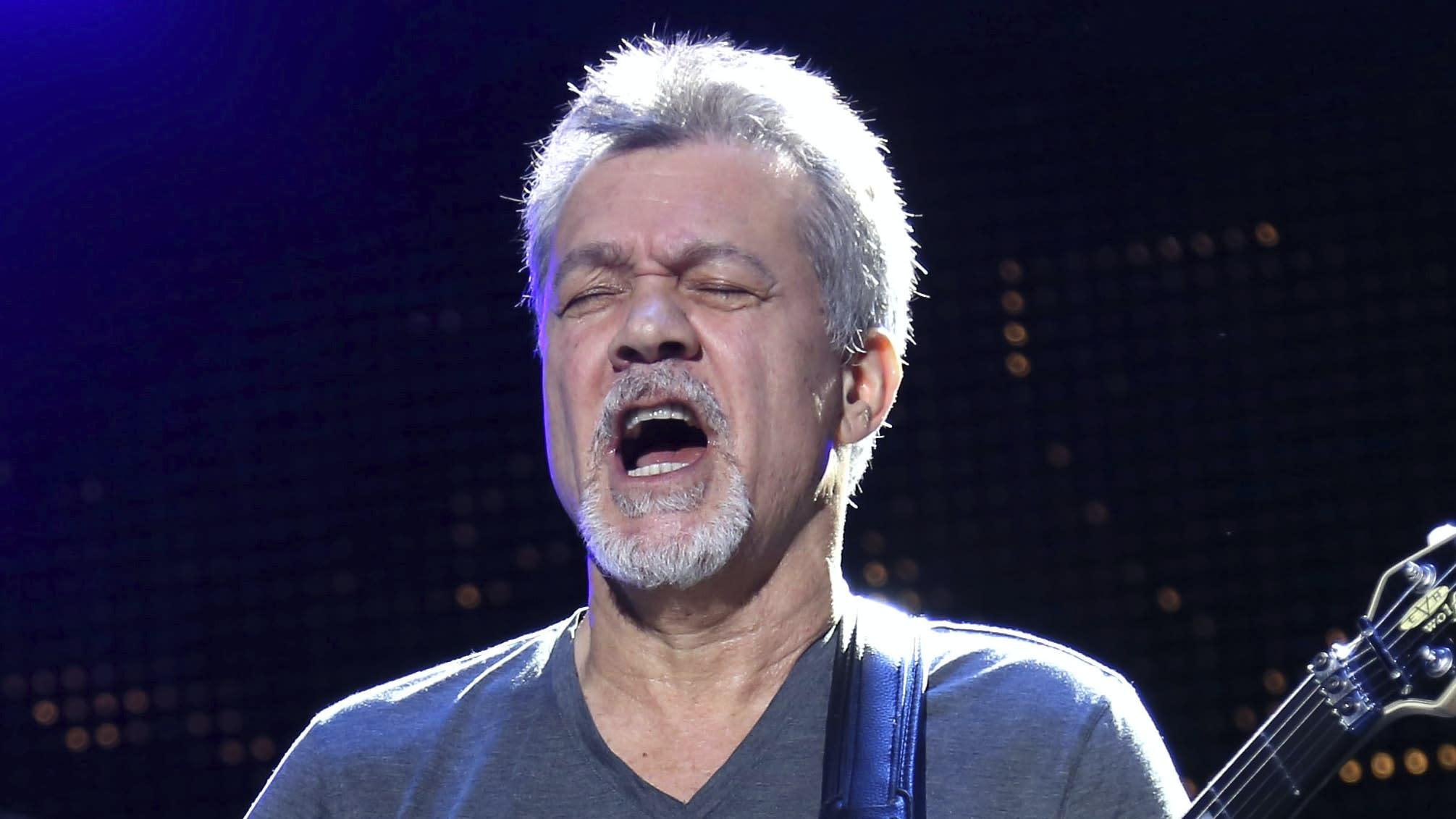 Eddie Van Halen's son shares touching tribute one month after rocker's death