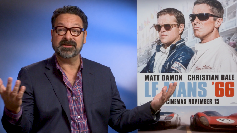'Le Mans '66' director James Mangold offers his take on the Scorsese Marvel conversation