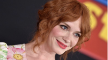 Christina Hendricks reveals it's her hand on 'American Beauty' poster