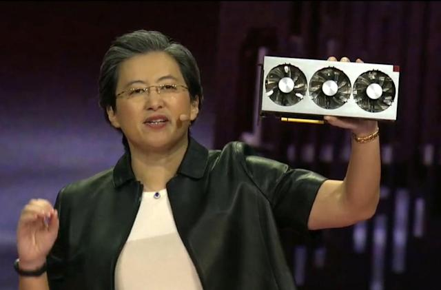 AMD's Radeon VII is the first 7nm GPU for gamers