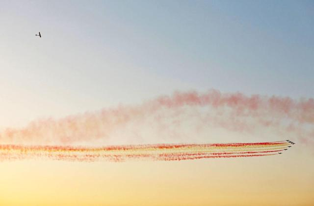 Solar Impulse makes first sun-powered Atlantic crossing