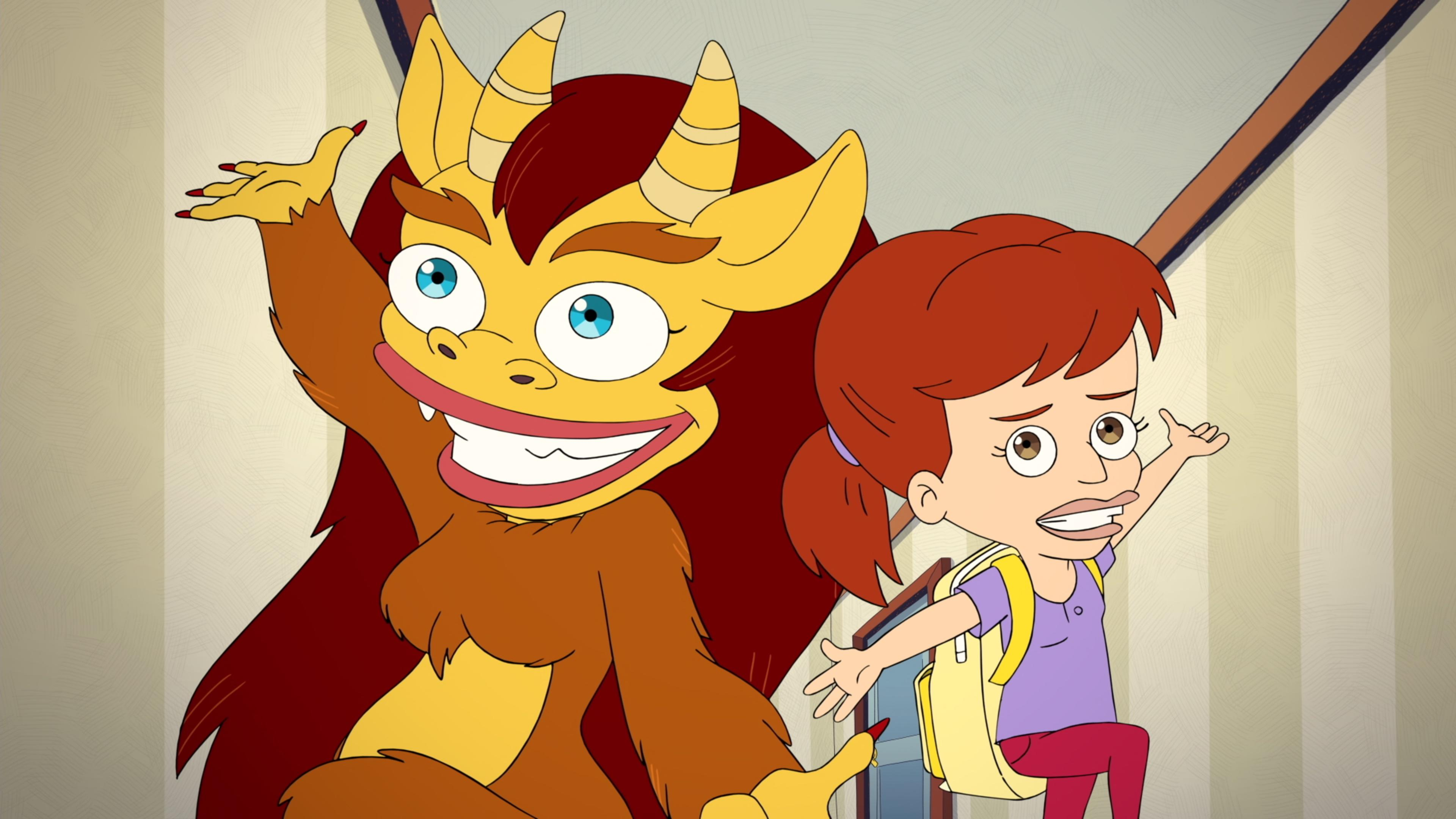 Big Mouth My Furry Valentine Review A Holiday Dose Of What This Netflix Show -3793
