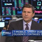 T-Mobile, Sprint due diligence continues: Sources