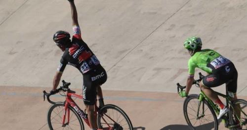 Cyclisme - Paris-Roubaix - Revivez le sprint de Greg van Avermaet au vélodrome en vidéo