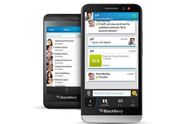 BlackBerry launches BBM Protected, bringing secure IM to the enterprise crowd