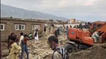 Enchentes deixam mais de 100 mortos no Afeganistão