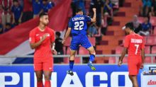 Lions swept aside by Thailand 3-0, exit AFF Suzuki Cup