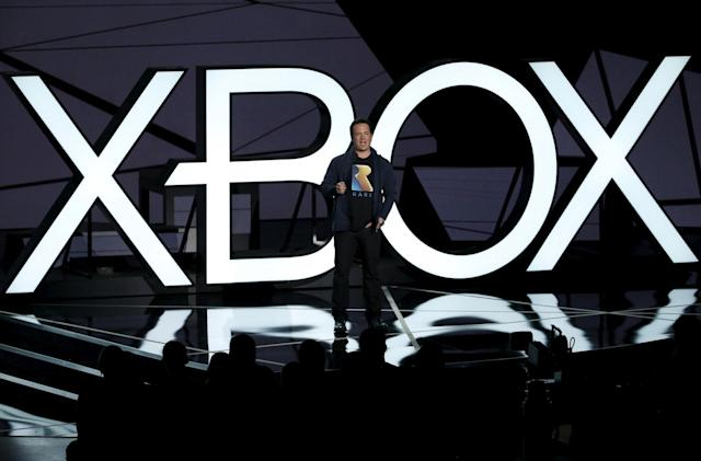 Watch Microsoft's E3 keynote right here at 4PM ET