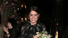 The photos of Princess Eugenie that have people convinced she's pregnant