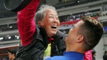 China's 'legend' sports photographer still going strong at 79