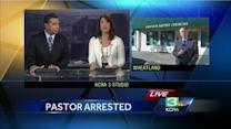 Pastor accused of sexual affair with underage girl