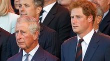 Feud brews between Prince Harry and Prince Charles over royal wedding plans