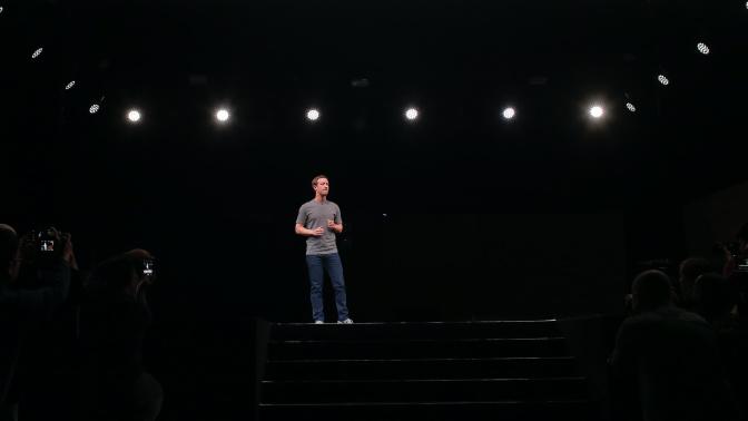 Zuckerberg breaks his silence about data leak