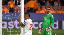 Sevilla y Mánchester United empatan 0-0 y dejan abierta la eliminatoria