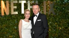 Gillian Anderson and 'The Crown's' Peter Morgan: It would end our relationship if we lived together