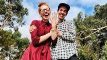 Yellow Wiggle Emma Watkins engaged to bandmate Oliver Brian