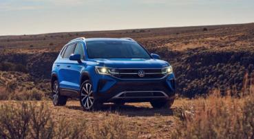 VW 全新小休旅 Taos 正式發表,乘坐空間僅少 Tiguan 一點點!