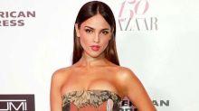 Eiza González se declara amante de Disney en atrevido vestidito de Bambi