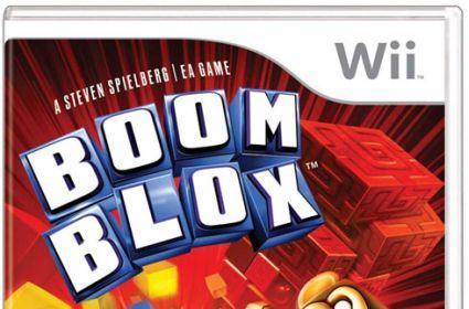 BOOM BLOX boxart ensures the game's success