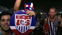 World Cup fever spreads as the USA takes on Portugal