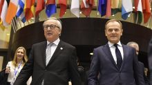 EU warns Turkey after its warships force gas rig to halt