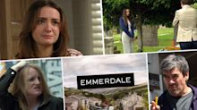 Next week on 'Emmerdale': Gabby is rushed to hospital, Sarah collapses, plus Faith reveals her diagnosis (spoilers)