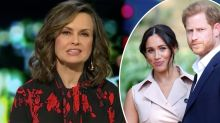 The Project's Lisa Wilkinson takes aim at 'ridiculous' Sussex gripe