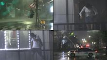 Tufão atinge a Coreia do Sul