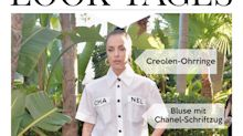 Look des Tages: Maeve Reilly feiert Chanel in L.A.