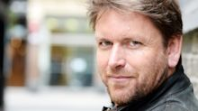 TV chef James Martin forced to defend lack of social distancing on 'Saturday Morning Show'